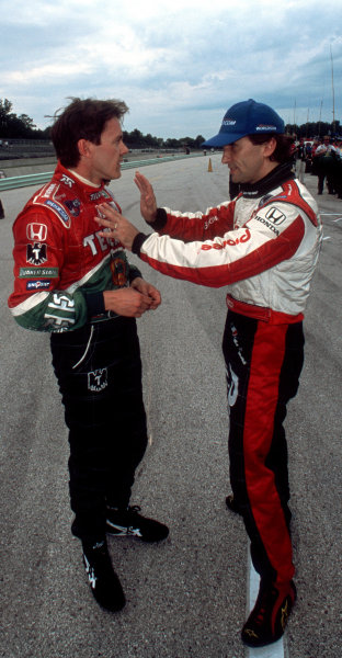 2001 CART Elkhart Lake, Road America, Wisconsin, USA 18 August 2001