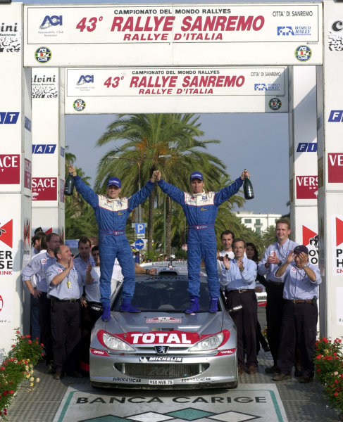 2001 World Rally Championship
