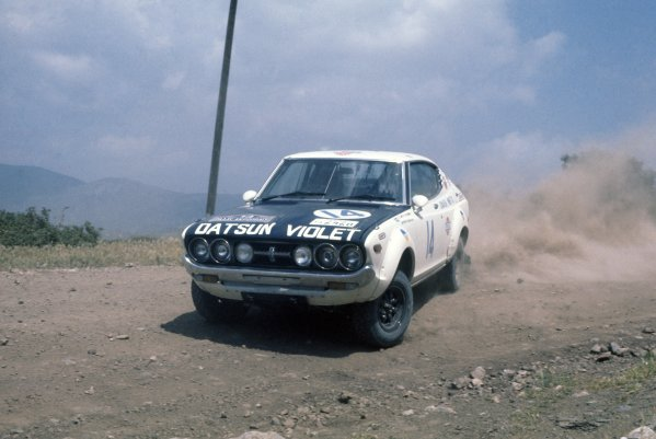 1976 World Rally Championship.