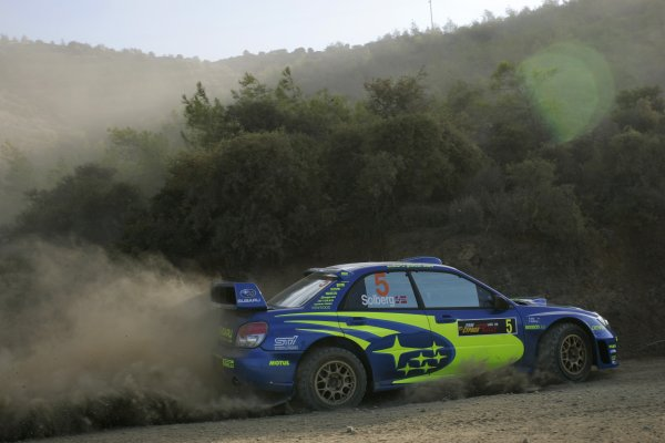 2006 FIA World Rally Champs. Round twelve