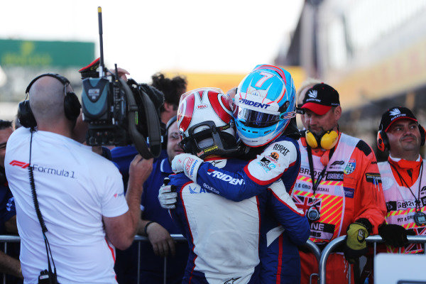 Pedro Piquet (BRA, Trident), Ryan Tveter (USA, Trident)