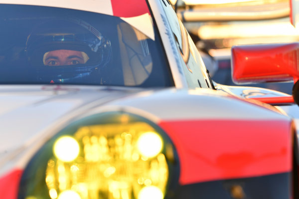 2017 IMSA WeatherTech SportsCar Championship Mobil 1 Twelve Hours of Sebring Sebring International Raceway, Sebring, FL USA Saturday 18 March 2017 911, Porsche, Porsche 911 RSR, GTLM,  Frederic Makowieckiz World Copyright: Richard Dole/LAT Images ref: Digital Image RD_217_SEB368