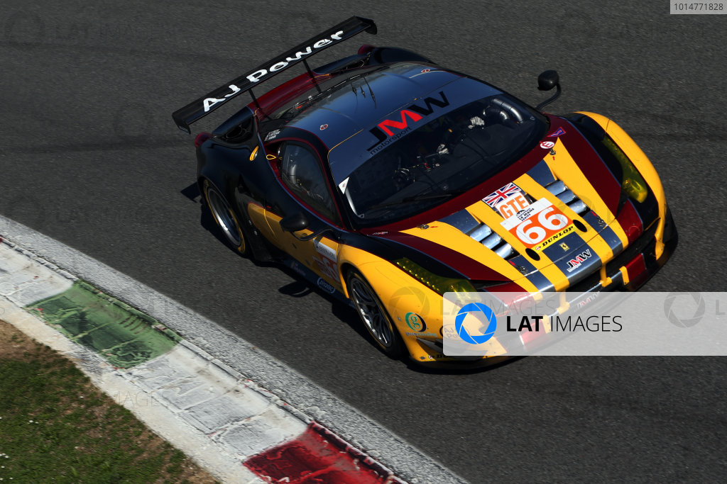 2017 European LeMans Series Monza, Italy. 28th-29th March 2017 Terrence Woodward (GBR) / Ross Kaiser (GBR) / Anthony Wells (GBR) - 360 RACING - Ligier JS P3 ? Nissan6 Copyright - JEP/LAT Images