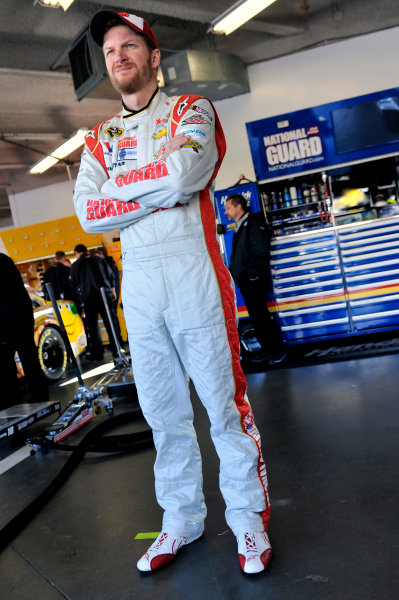 16-23 February, 2014, Daytona Beach, Florida, USA  Dale Earnhardt Jr ©2014, Nigel Kinrade LAT Photo USA