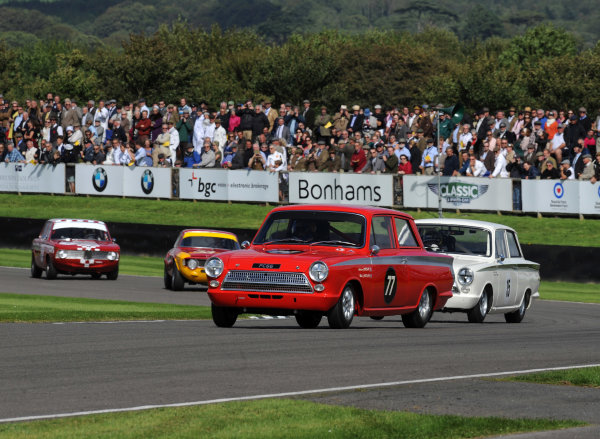 2015 Goodwood Revival Meeting Goodwood Estate, West Sussex, England 11th - 13th September 2015