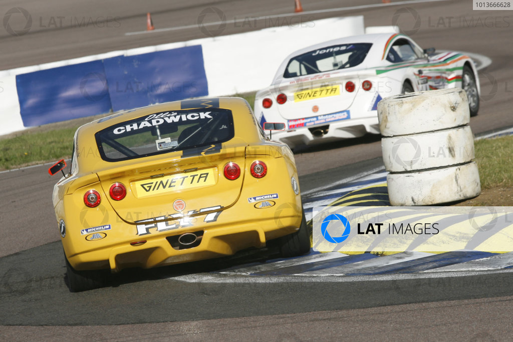 2011 Ginetta Junior Championship,
