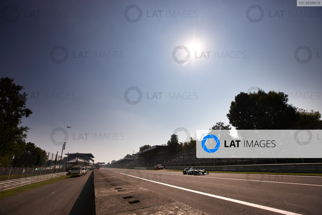 2011 Italian Grand Prix - Friday