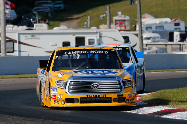 NASCAR Camping World Truck Series Chevrolet Silverado 250 Canadian Tire Motorsport Park Bowmanville, ON CAN Saturday 2 September 2017 Todd Gilliland, Pedigree Toyota Tundra World Copyright: Russell LaBounty LAT Images
