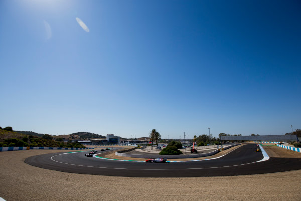 2017 FIA Formula 2 Round 10. Circuito de Jerez, Jerez, Spain. Saturday 7 October 2017. Jordan King (GBR, MP Motorsport).  Photo: Zak Mauger/FIA Formula 2. ref: Digital Image _X0W1719