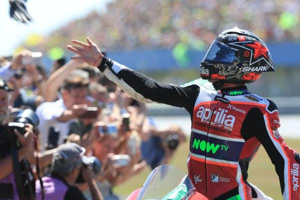 Scott Redding, Aprilia Racing Team Gresini.