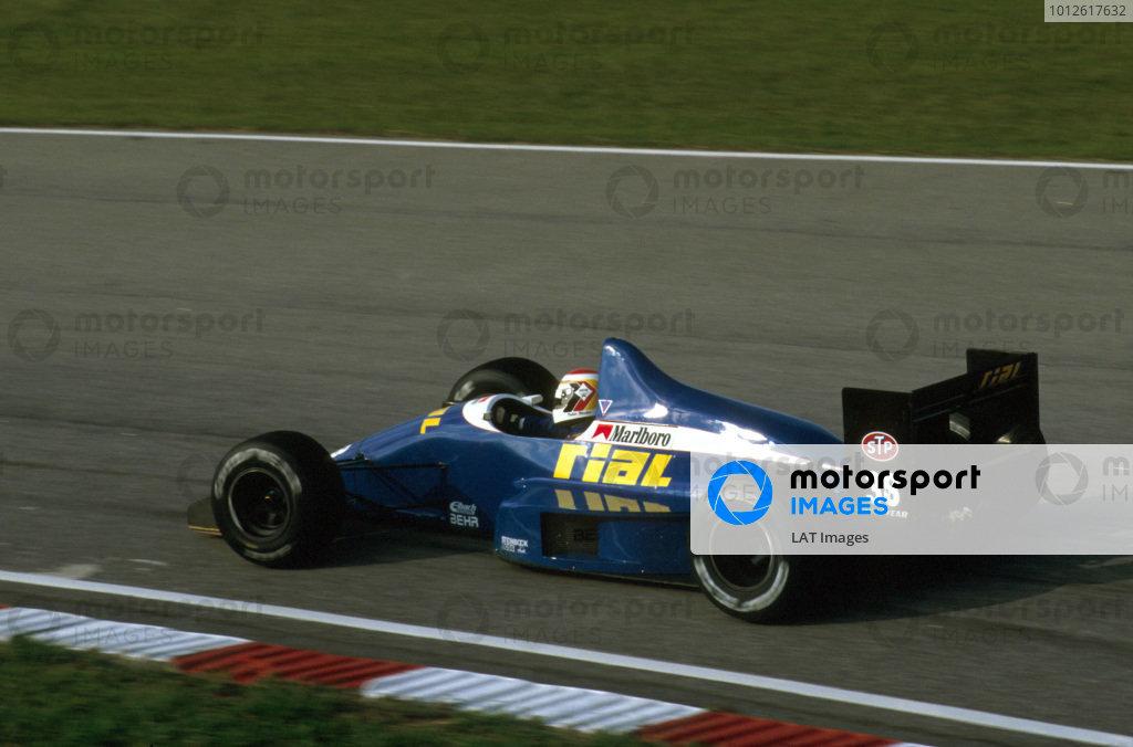 1989 Brazilian Grand Prix.