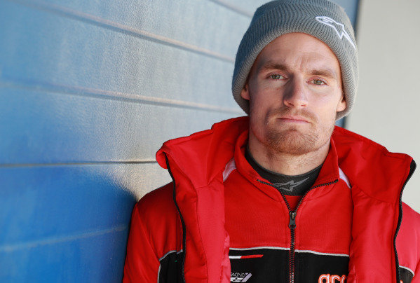 Chaz Davies, Aruba.it Racing-Ducati SBK Team.