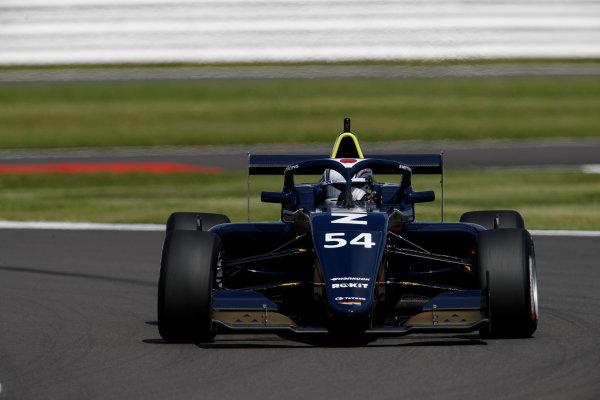 Miki Koyama (JPN) Qualifying Silverstone