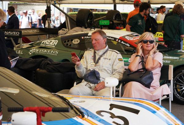 Ray Mallock, Aston Martin Nimrod.