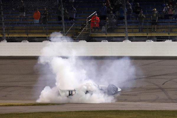 Iowa Speedway, Newton, Iowa, USA