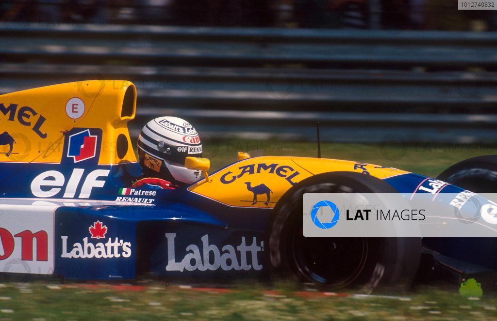 1992 San Marino Grand Prix.