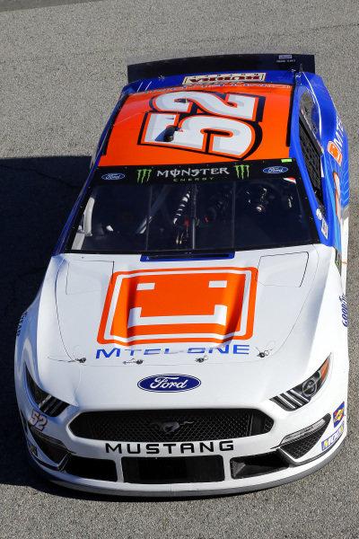 #52: B.J. McLeod, Rick Ware Racing, Chevrolet Camaro Mtel-One