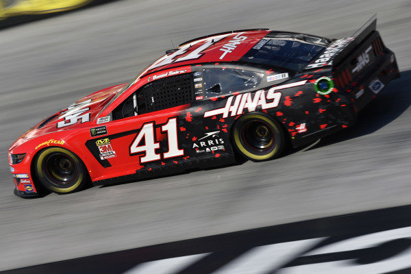 #41: Daniel Suarez, Stewart-Haas Racing, Ford Mustang Haas Automation