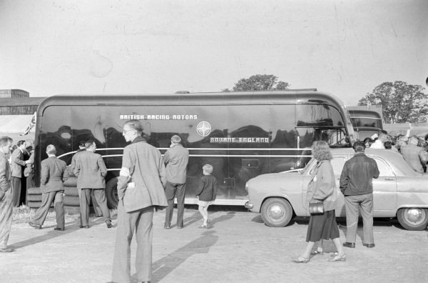 The BRM transporter.