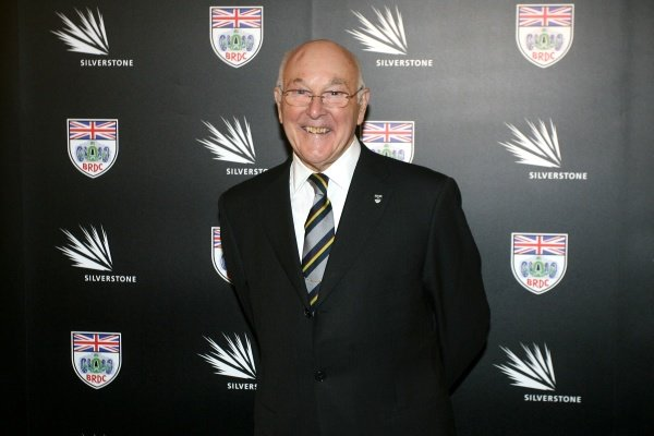 Murray Walker (GBR), former commentating legend.The 2010 British Racing Drivers' Club Annual Awards, The Savoy Hotel, London, England,  Monday 6 December 2010.