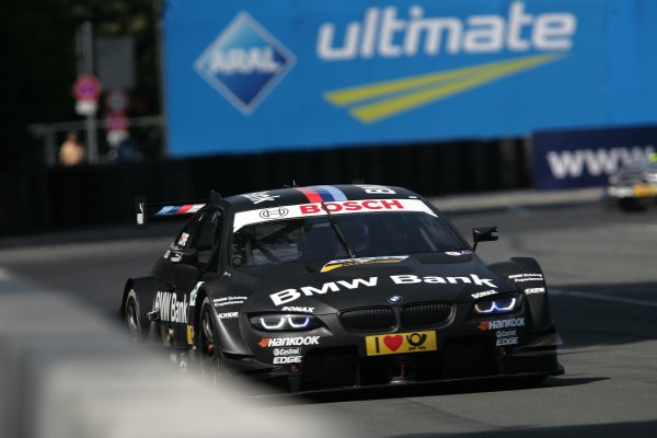 Round 5 - Norisring, Germany29th June - 1st July 2010Bruno Spengler (CAN) BMW Team Schnitzer BMW M3 DTM.World Copyright: XPB Images/LAT Photographic ref: Digital Image 2252515_HiRes