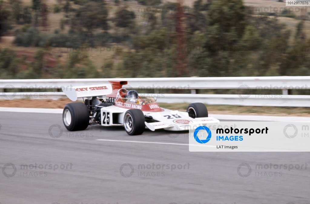 1973 South African Grand Prix.