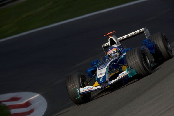 2005 Italian Grand Prix Ð Saturday Qualifying,
