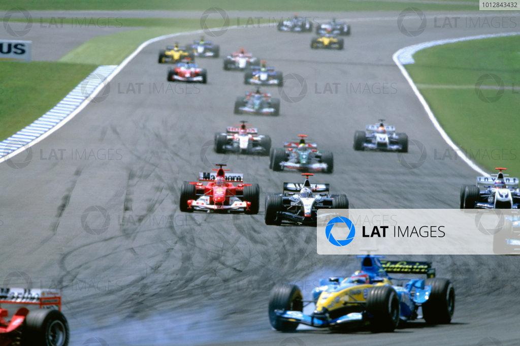 2004 German Grand Prix: 2004 Formula 1 Photo