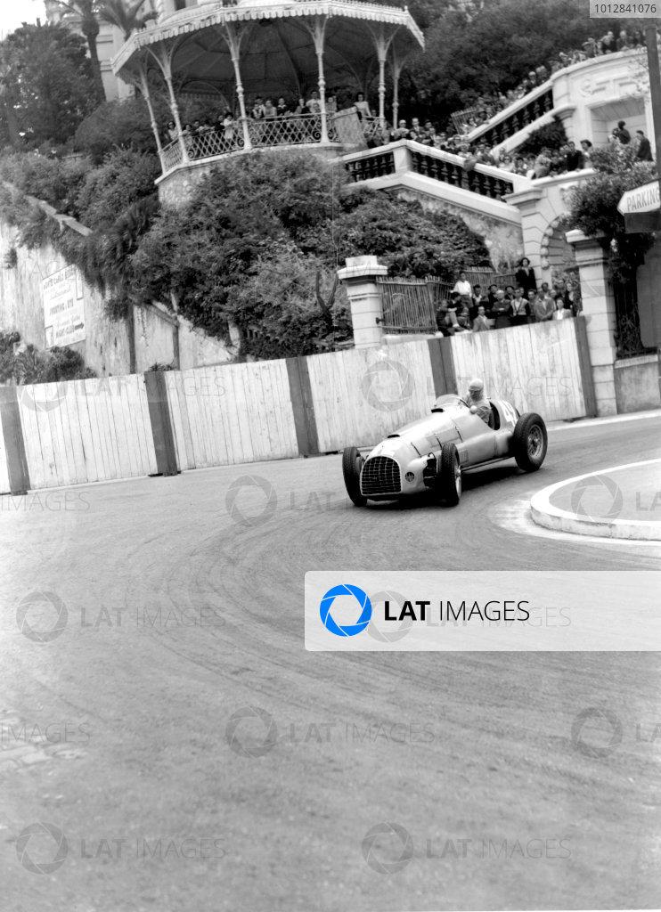 1950 Monaco Grand Prix.