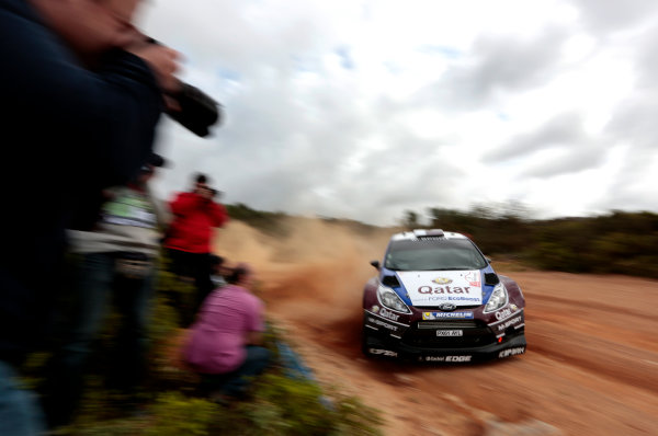 2013 World Rally Championship Rally Portugal 11th - 14th April 2013 Nasser Al-Attiyah, Ford, action Worldwide Copyright: McKlein/LAT