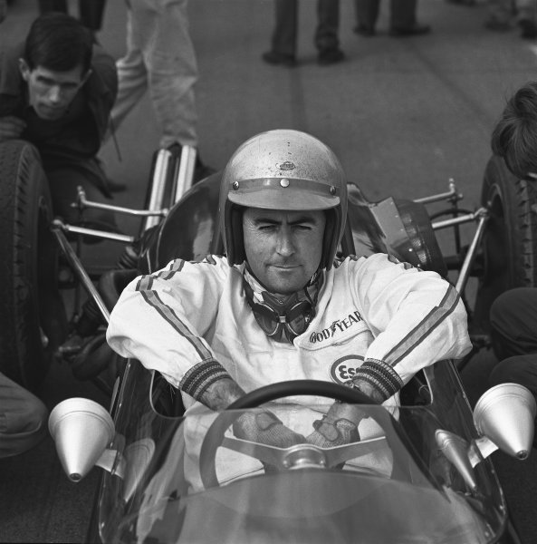 Goodwood, West Sussex, England. 11th April 1966.
