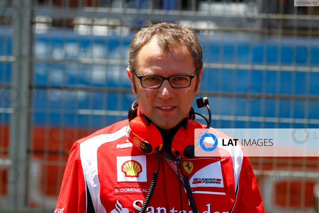 2011 European Grand Prix - Sunday