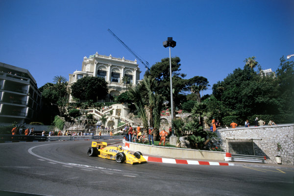 1987 Monaco Grand Prix.
