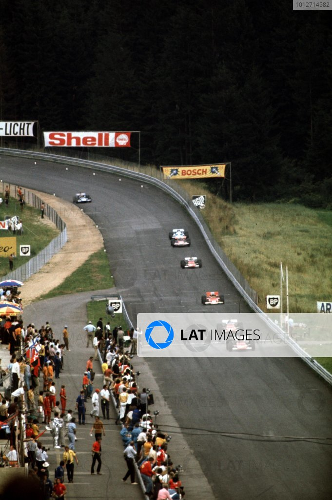1970 Austrian Grand Prix.