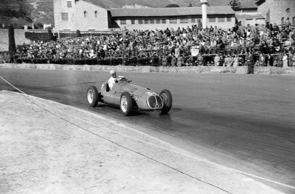 Louis Chiron, Maserati 4CLT/48.