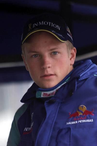 Kimi Raikkonen(FIN) Sauber Petronas C20 Belgian Grand Prix Qualifying, Spa Francorchamps 1 September 2001 DIGITAL IMAGE