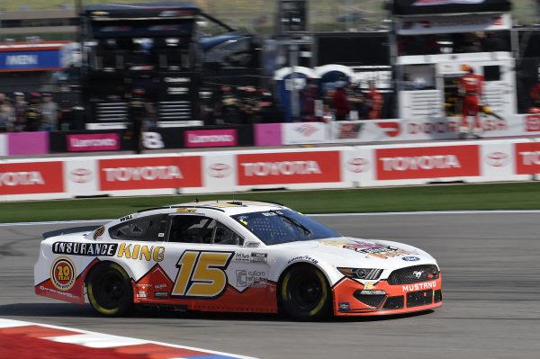 #15: Josh Bilicki, Rick Ware Racing, Chevrolet Camaro Insurance King