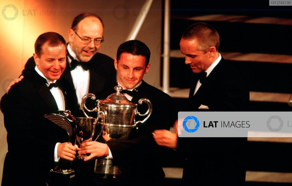 2001 Autosport Awards