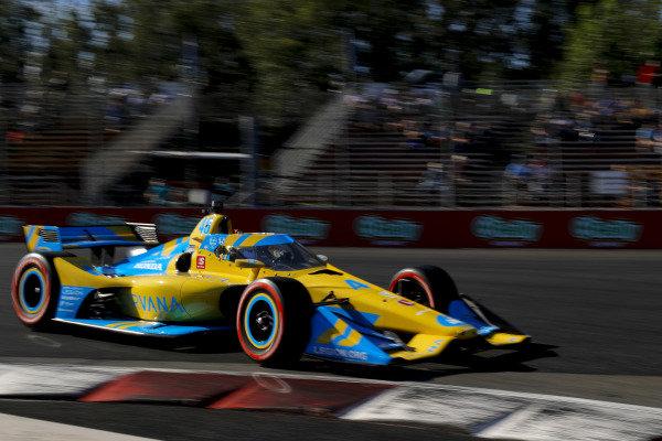 #48: Jimmie Johnson, Chip Ganassi Racing Honda