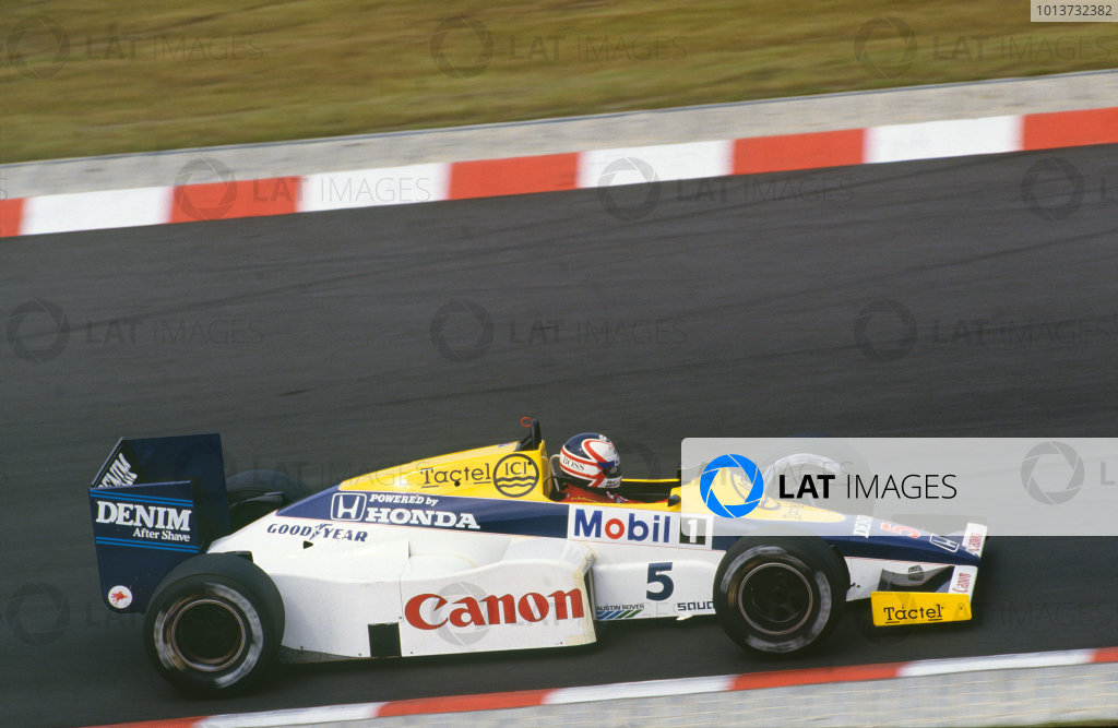 Nurburgring, Germany. 2nd - 4th August 1985.