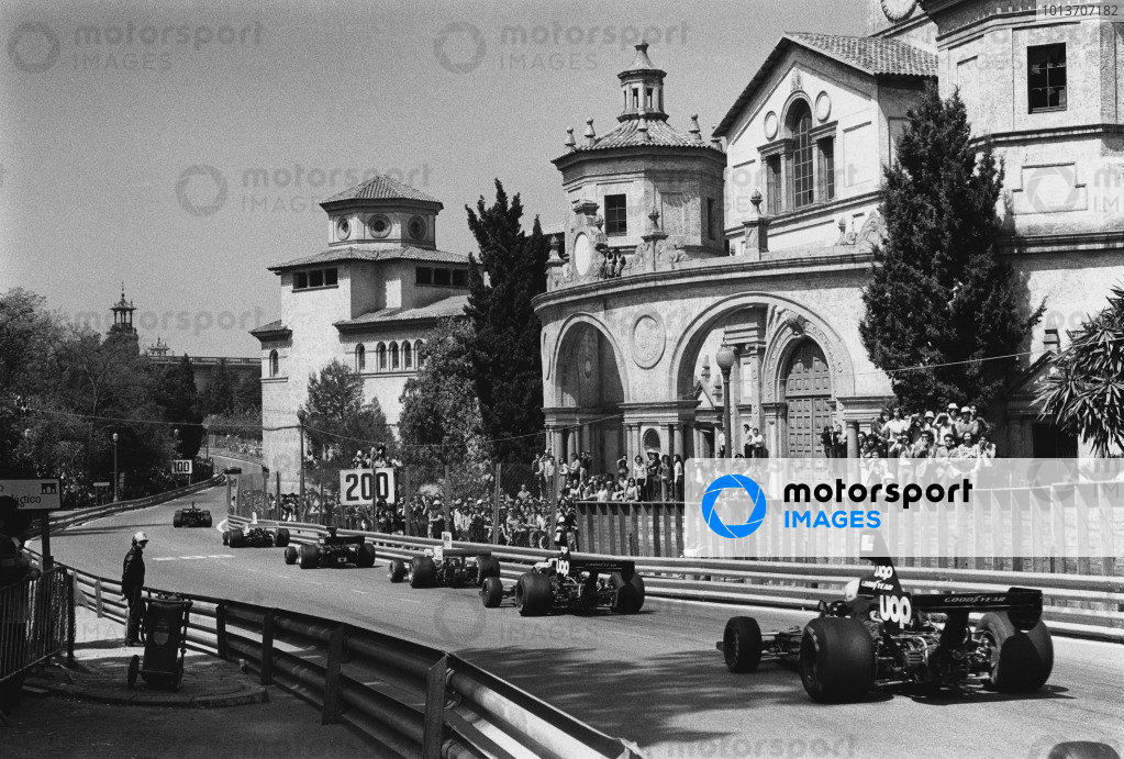 1975 Spanish Grand Prix.