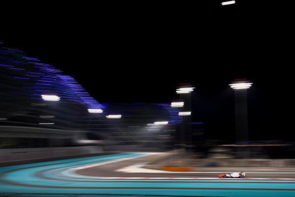 2017 FIA Formula 2 Test 3. Yas Marina Circuit, Abu Dhabi, United Arab Emirates. Saturday 2 December 2017. Louis Deletraz (CHE, MP Motorsport).  Photo: Zak Mauger/FIA Formula 2. ref: Digital Image _56I0143