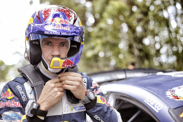 Julien Ingrassia (FRA), M-Sport World Rally Team Ford Fiesta WRC at World Rally Championship, Rd13, Rally Australia, Day Two, Coffs Harbour, New South Wales, Australia, 18 November 2017.