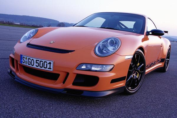 Porsche 911 997 GT3RS, 2006