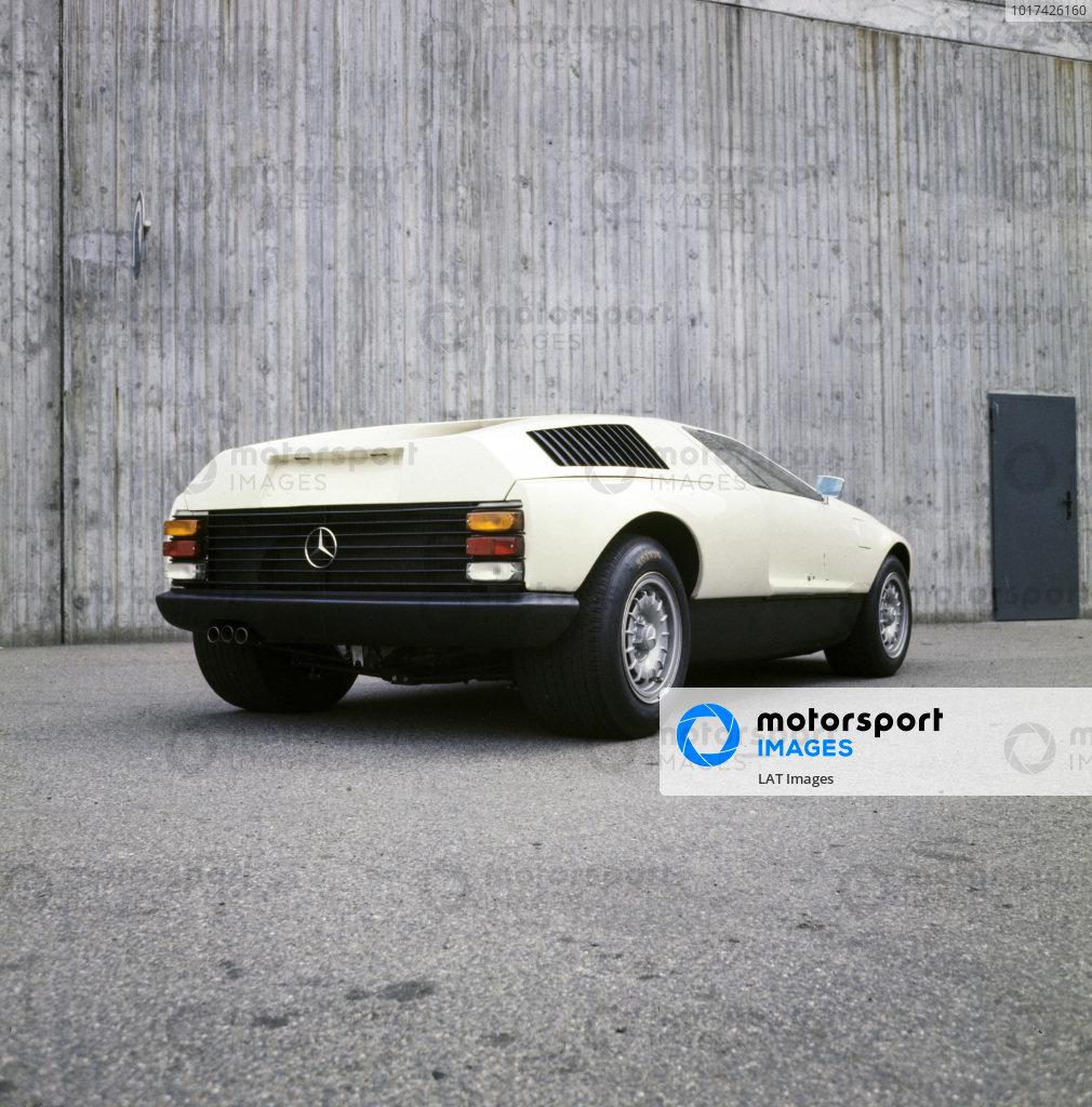 Mercedes Benz Wankel C111.