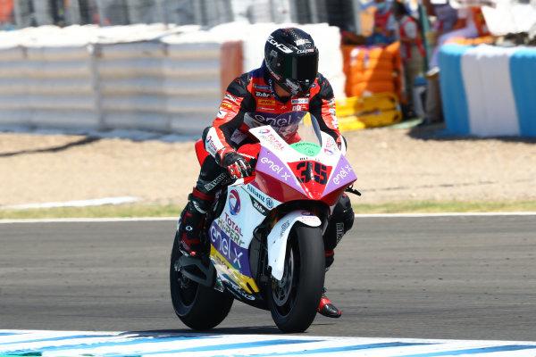 Maverick Vinales, Yamaha Factory Racing.