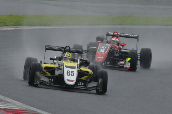 Round 12, Enaam Ahmed, B-Max Racing with Motopark, Dallara F312 Volkswagen A41, 2nd position