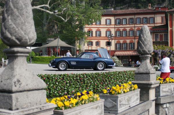 Ferrari 250 GT SWB California.