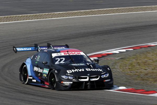 Lucas Auer, BMW Team RMG, BMW M4 DTM.
