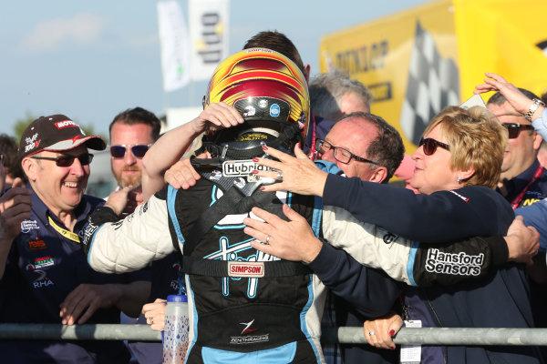 2017 British Touring Car Championship, Thruxton, 6th-7th May 2017,  Tom Ingram (GBR) Speedworks Motorsport Toyota Avensis World copyright. JEP/LAT Images